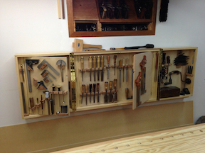 My tool cabinet